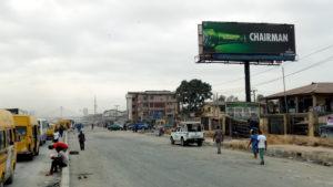 Nigerian Breweries Heineken Brand OOH Deployment