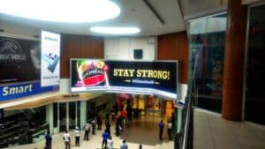Goldberg Stay Strong Campaign against Coronavirus