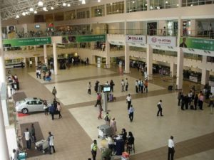 A Nigerian Airport